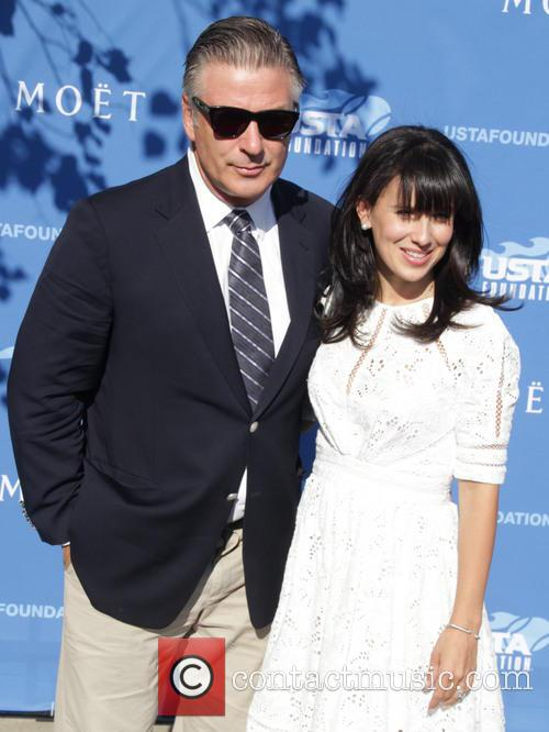 Alec Baldwin and Hillaria Baldwin 2