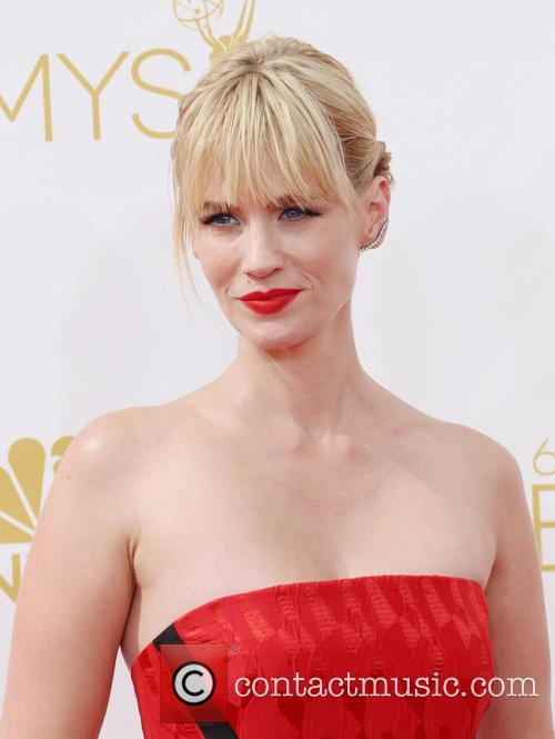January Jones, Primetime Emmy Awards, Emmy Awards