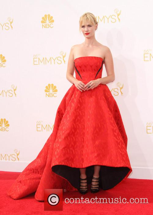 january jones 66th primetime emmy awards 4341148