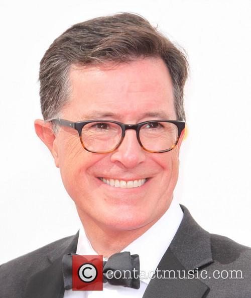 Stephen Colbert Reveals Struggles With Anxiety