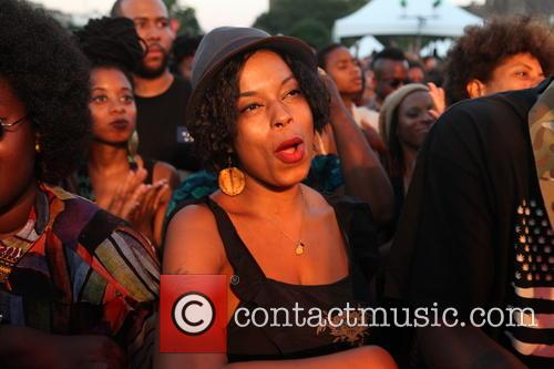 Afro punk Festival Day Two in Brooklyn