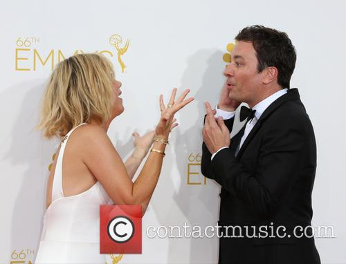 Kristen Wiig and Jimmy Fallon 3