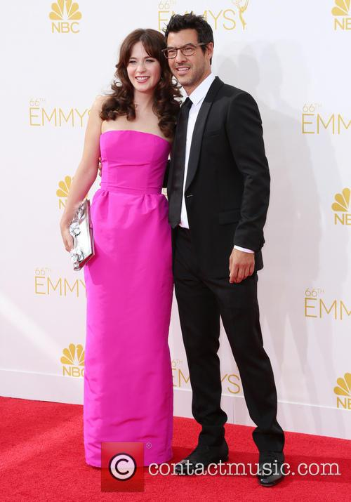 Zooey Deschanel and Ben Gibbard 6