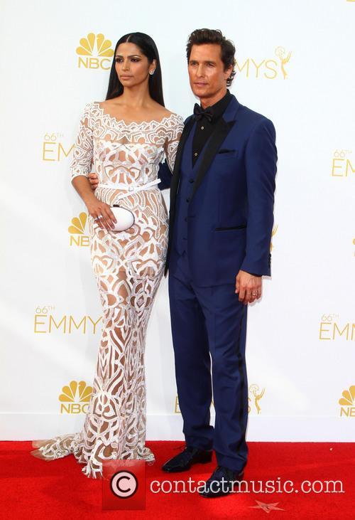 Camila Alves Mcconaughey and Matthew Mcconaughey 2