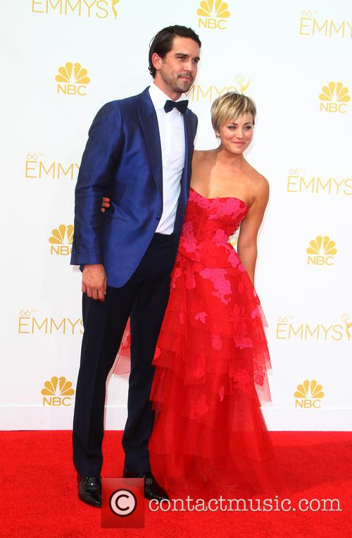 Kaley Cuoco-sweeting and Ryan Sweeting 3