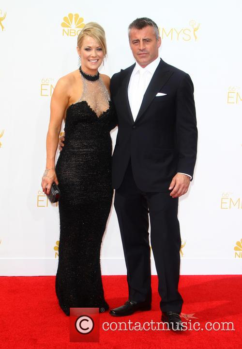 Matt Leblanc and Melissa Mcknight 2