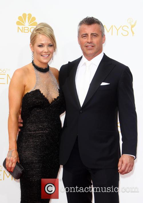 Matt Leblanc and Melissa Mcknight 1