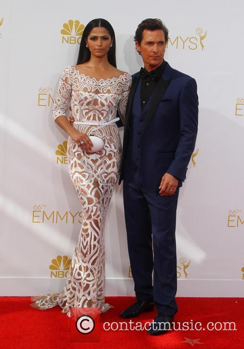 Camila Alves Mcconaughey and Matthew Mcconaughey 5