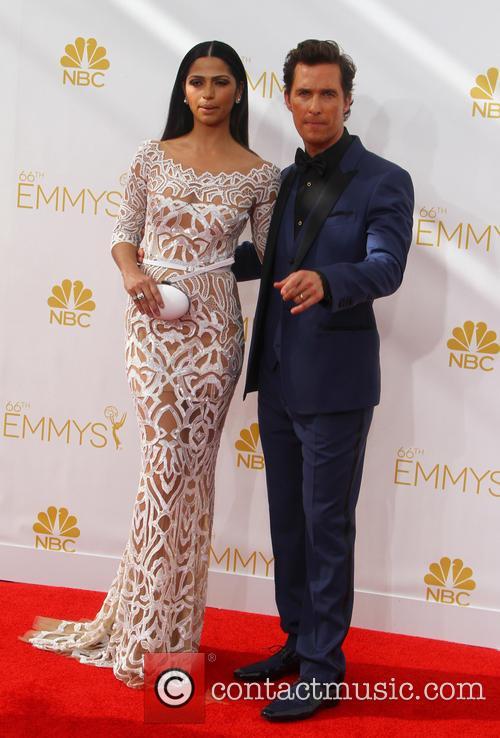 Camila Alves Mcconaughey and Matthew Mcconaughey 6