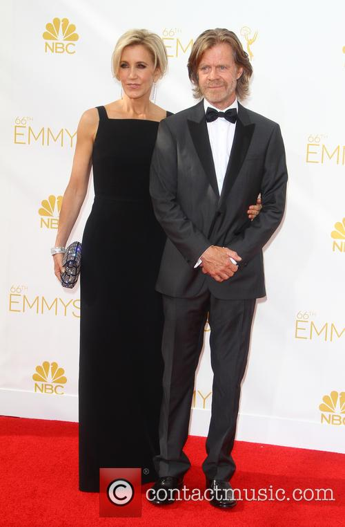Felicity Huffman and William H. Macy 6