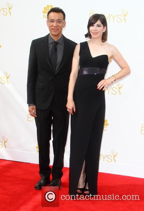 Fred Armisen, Carrie Brownstein, Nokia Theatre L.A. Live, Primetime Emmy Awards, Emmy Awards