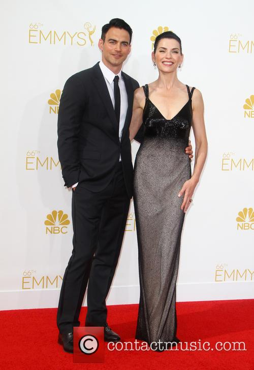 Julianna Margulies, Keith Lieberthal, Nokia Theatre L.A. Live, Primetime Emmy Awards, Emmy Awards