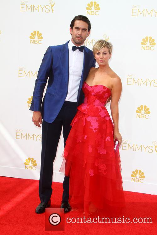 Kaley Cuoco-sweeting and Ryan Sweeting 9