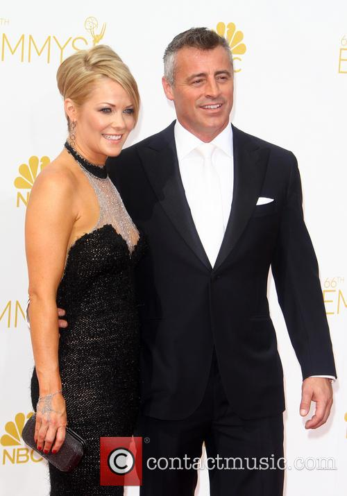 Matt Leblanc and Melissa Mcknight 4