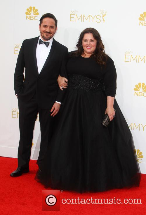 Melissa McCarthy and Ben Falcone 1