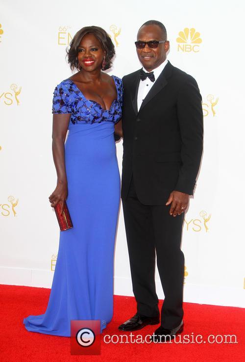 Viola Davis and Julius Tennon 1