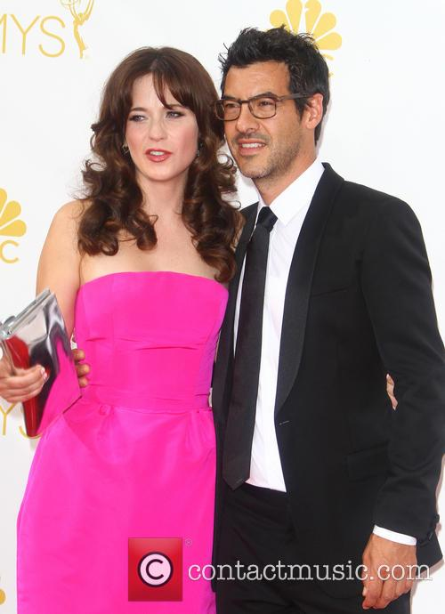 Zooey Deschanel and Jacob Pechenik 3