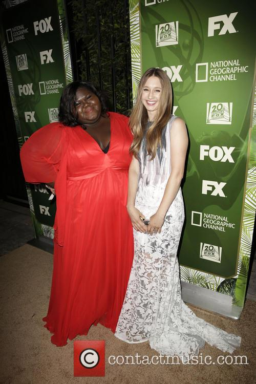 Gabourey Sidibe and Taissa Farmiga 2