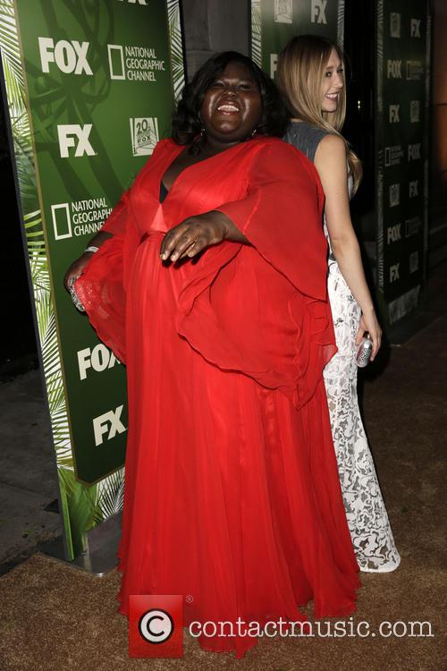 Gabourey Sidibe and Taissa Farmiga 3
