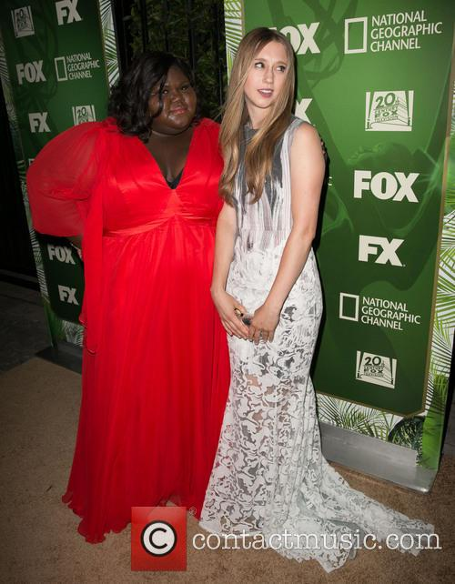 Gabourey Sidibe and Taissa Farmiga 5