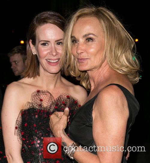 Sarah Paulson and Jessica Lange 7