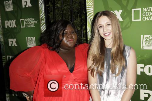 Gabourey Sidibe and Taissa Farmiga 6
