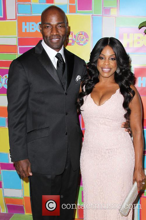 Niecy Nash and Jay Tucker 7