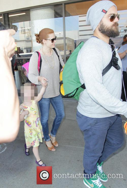 Amy Adams and Aviana Olea Le Gallo 13