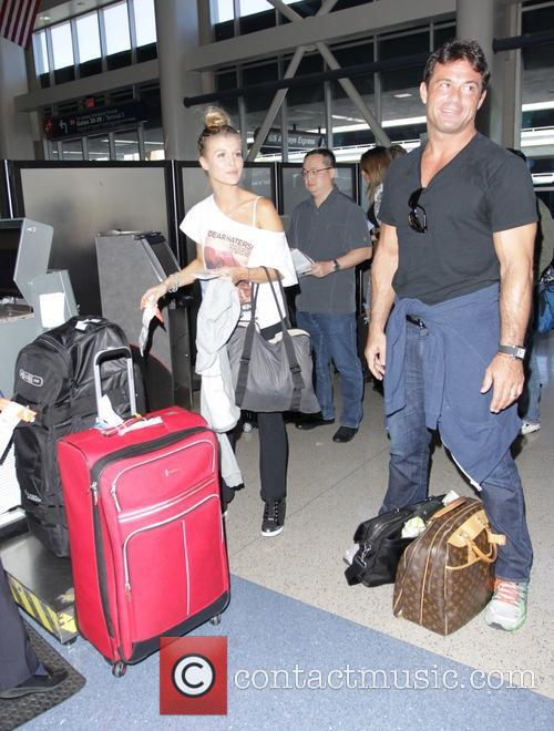 Joanna Krupa and Romain Zago 2