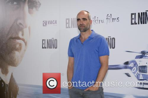 Luis Tosar attends 'El Nino' photocall