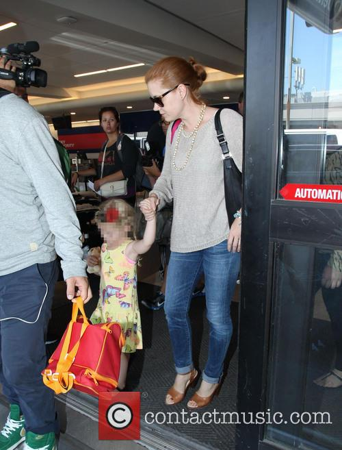 Amy Adams and Aviana Le Gallo 3