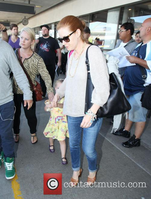 Amy Adams and Aviana Le Gallo 5