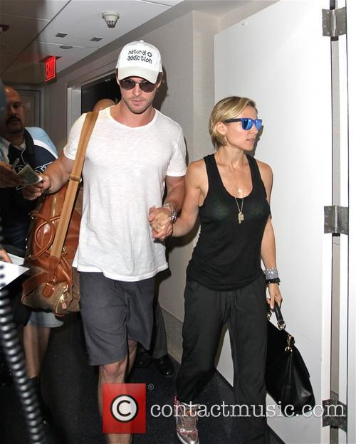 Chris Hemsworth and Elsa Pataky 10
