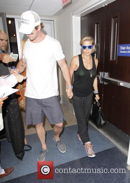 Chris Hemsworth and Elsa Pataky 11
