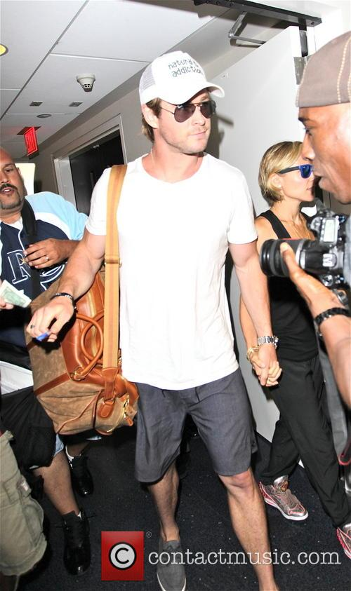 Chris Hemsworth and Elsa Pataky 15