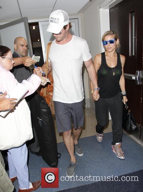 Chris Hemsworth and Elsa Pataky 17