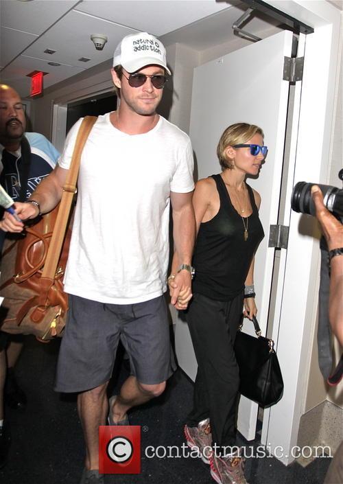 Chris Hemsworth and Elsa Pataky 19