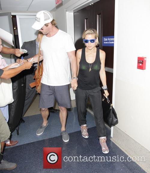 Chris Hemsworth and Elsa Pataky 20
