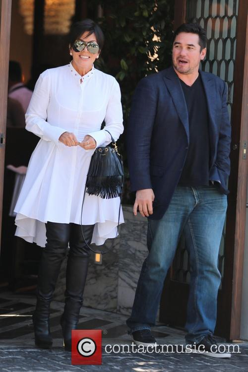 kris jenner kris jenner leaves cecconis with 4344467