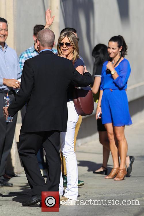 Celebrities arrive for Jimmy Kimmel Live!