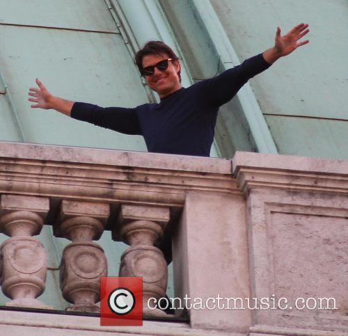 Tom Cruise, Vienna Opera House