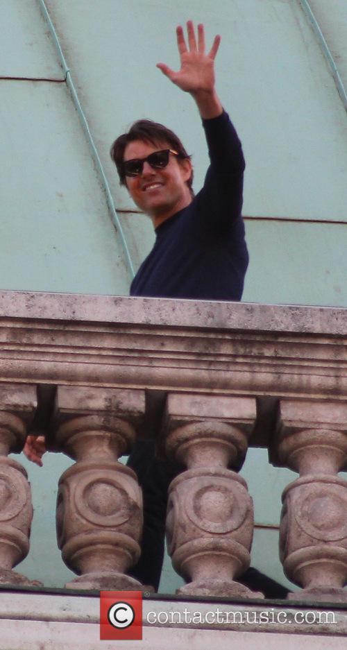 Tom Cruise 5