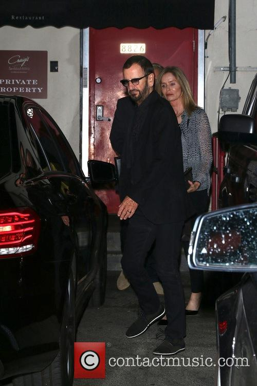Ringo Starr and Barbara Bach 4