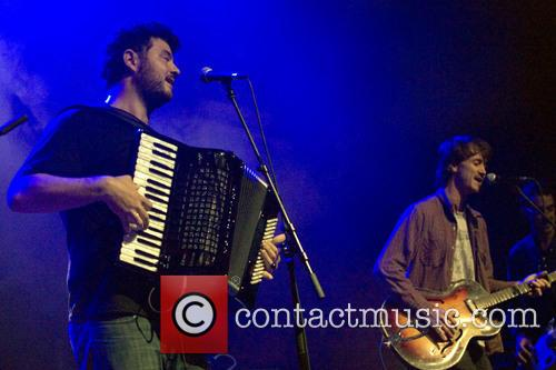 The Felice Brothers performing at the O2 ABC...