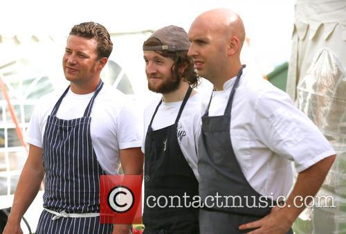 Jamie Oliver, Douglas Mcmaster and Matty Bowling