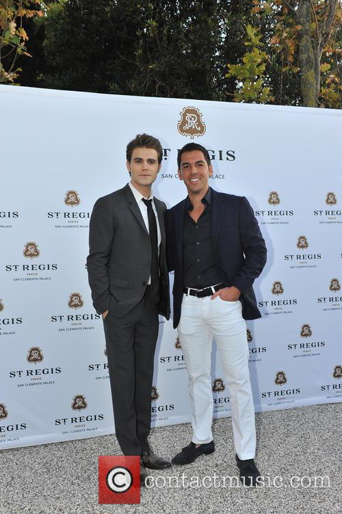 Paul Wesley and Emir Uyar 5