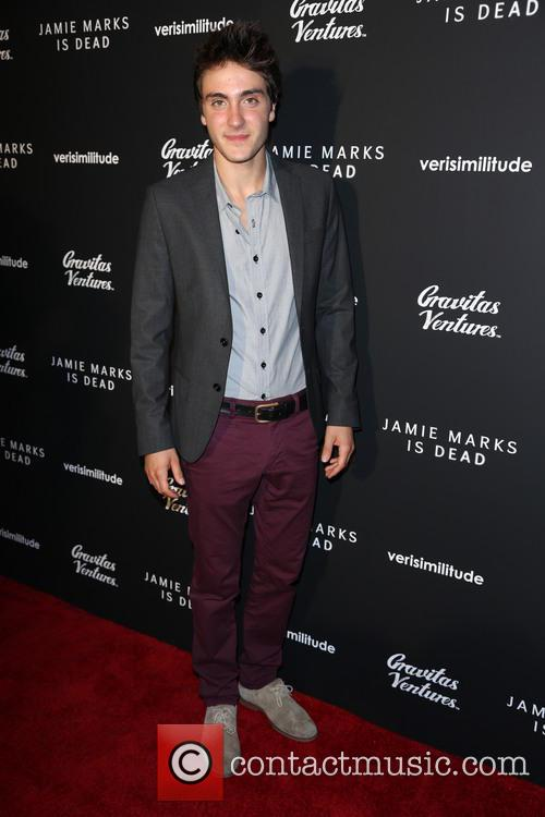 The premiere of 'Jamie Marks is Dead' held...