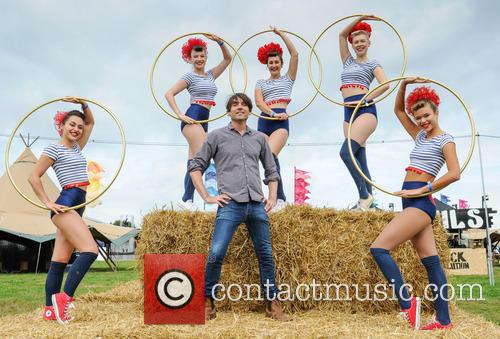 Alex James and The Majorettes 1