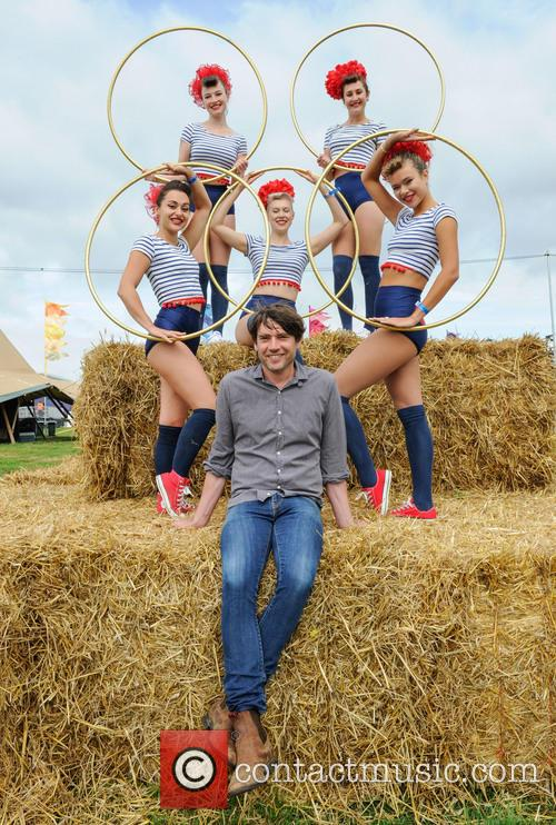 Alex James and The Majorettes 2