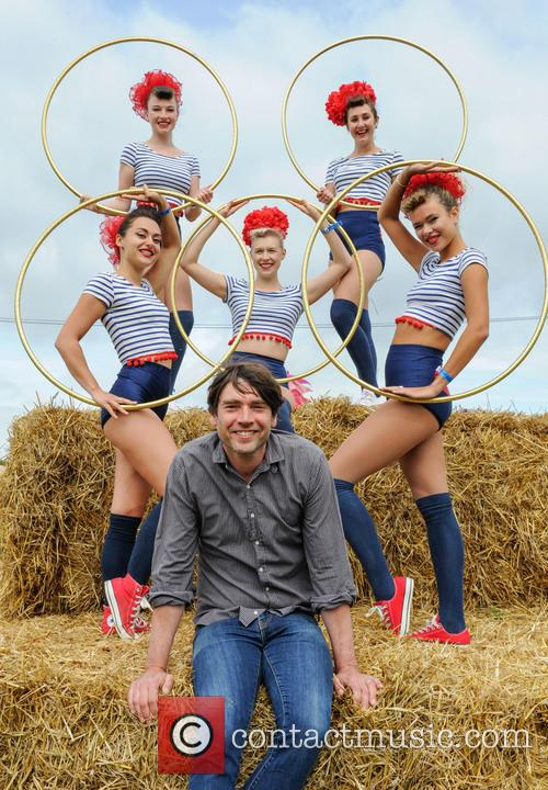 Alex James and The Majorettes 6